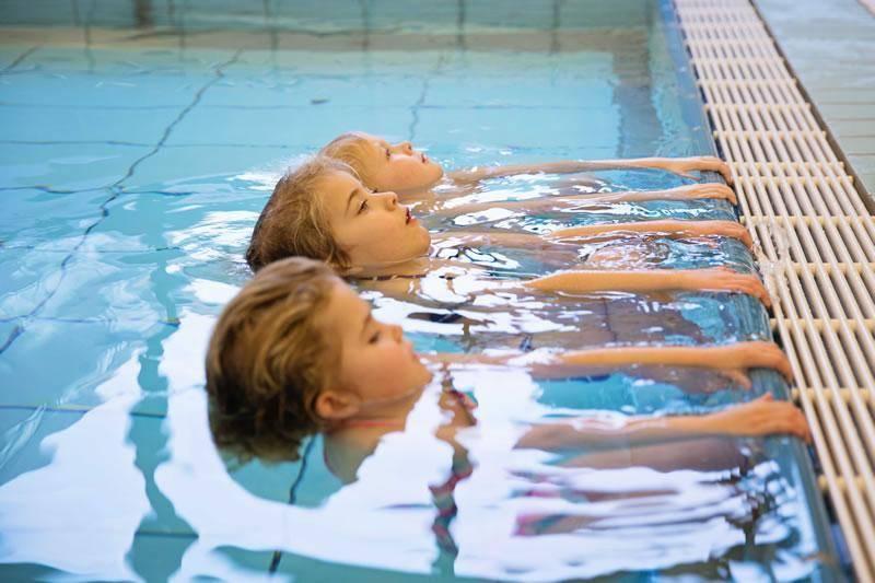 Zwemles kleine groepjes