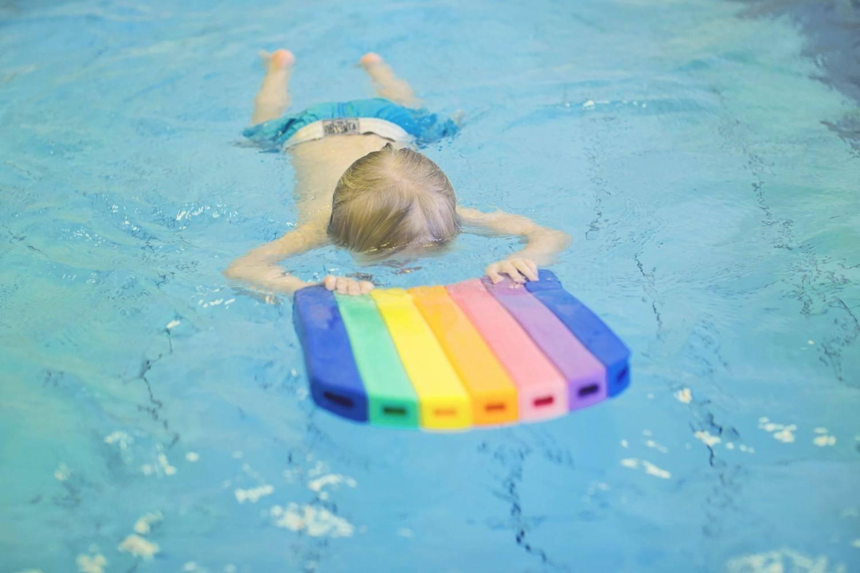 Zwemles voor kinderen met een beperking