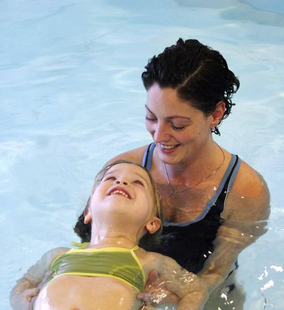Zwemles tijdens de zomervakantie!